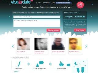 Stereotypisches Dating-Website-Profil