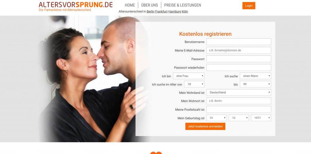 Schlimmstes Online-Dating-Profil-Experiment