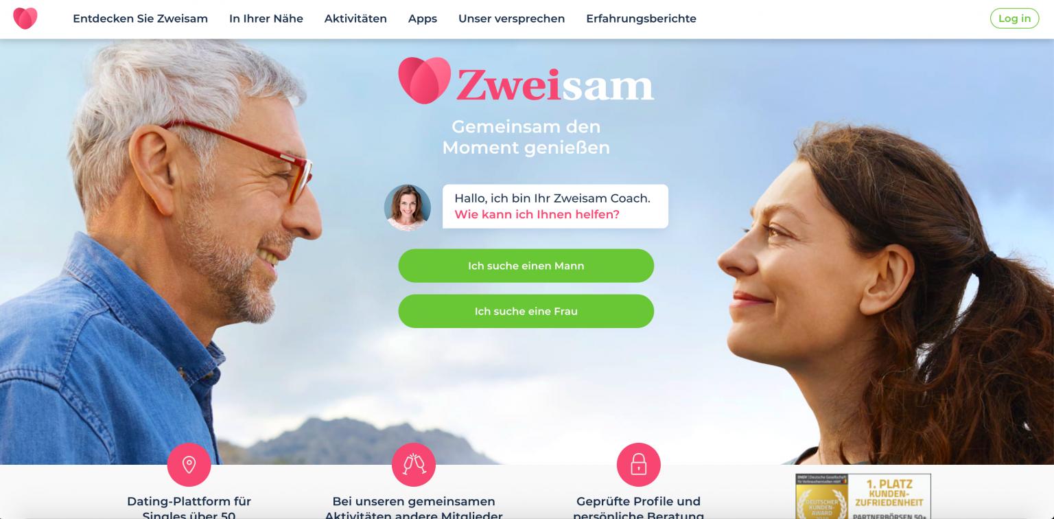 Test partnervermittlungen 2020