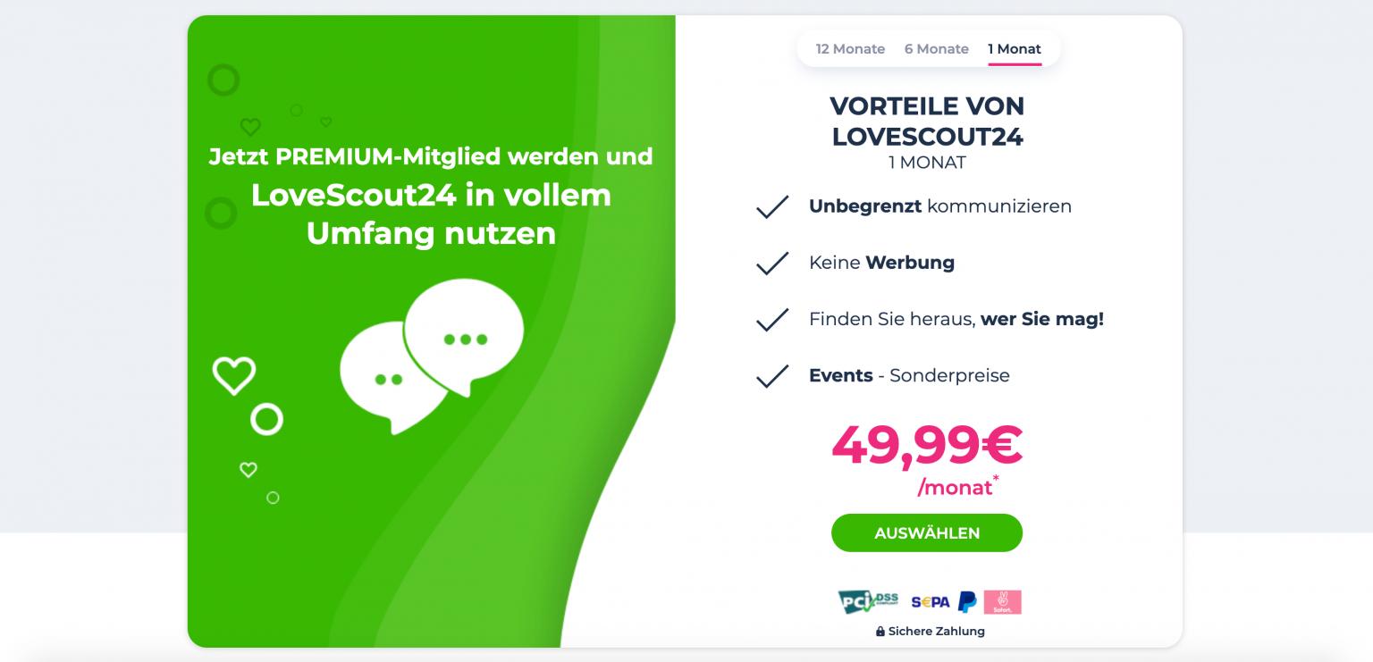 Kostenlose dating seiten ohne premium